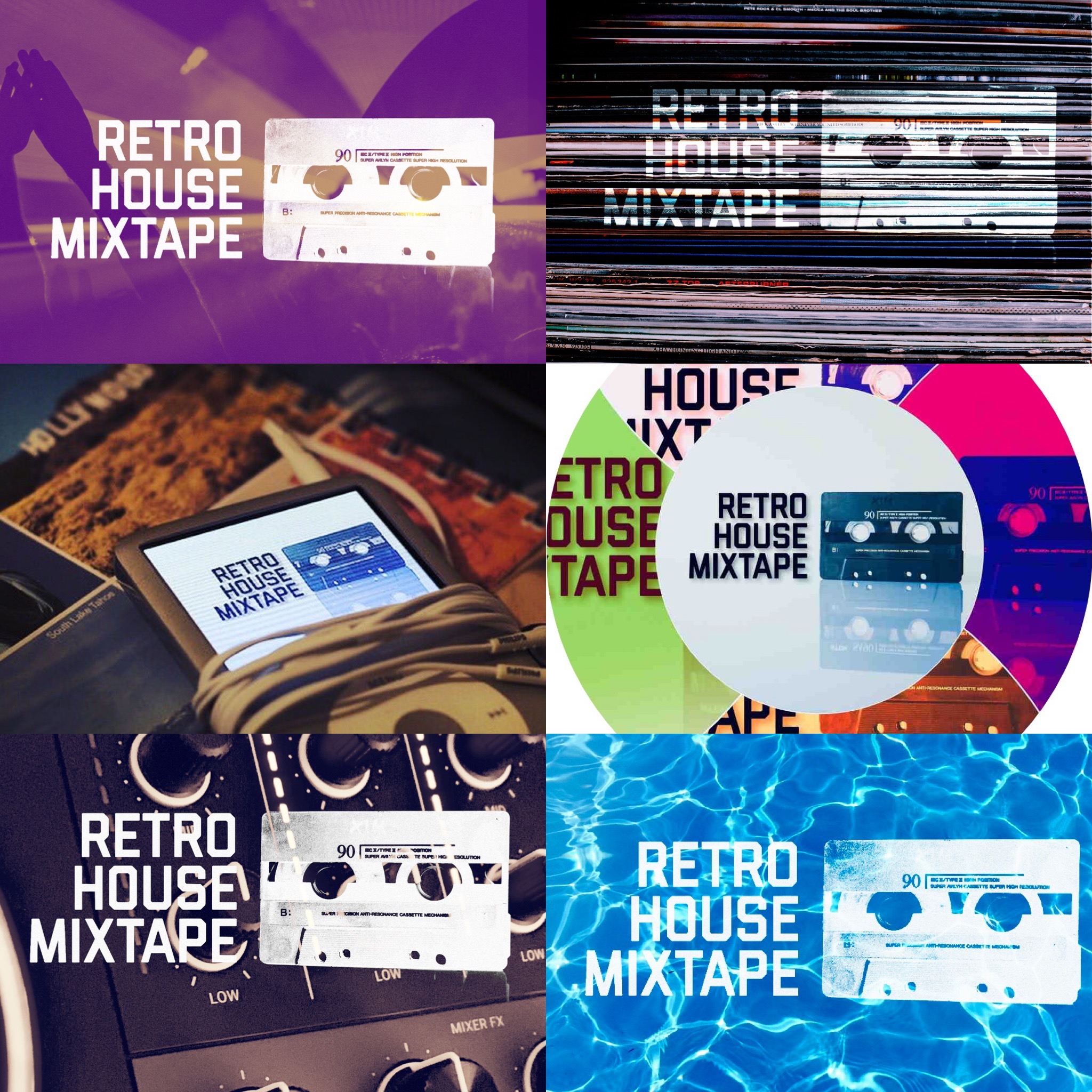 Most Listened Episodes - Retro House Mixtape