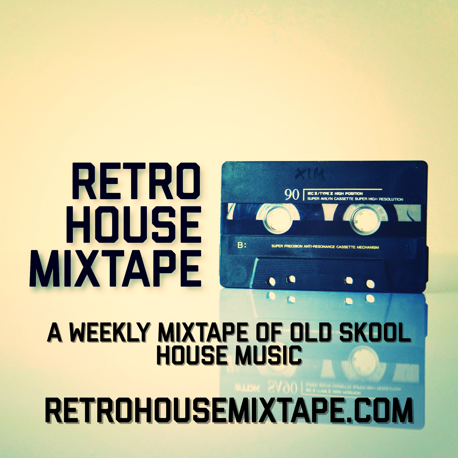 Retro House Mixtape - Old Skool House