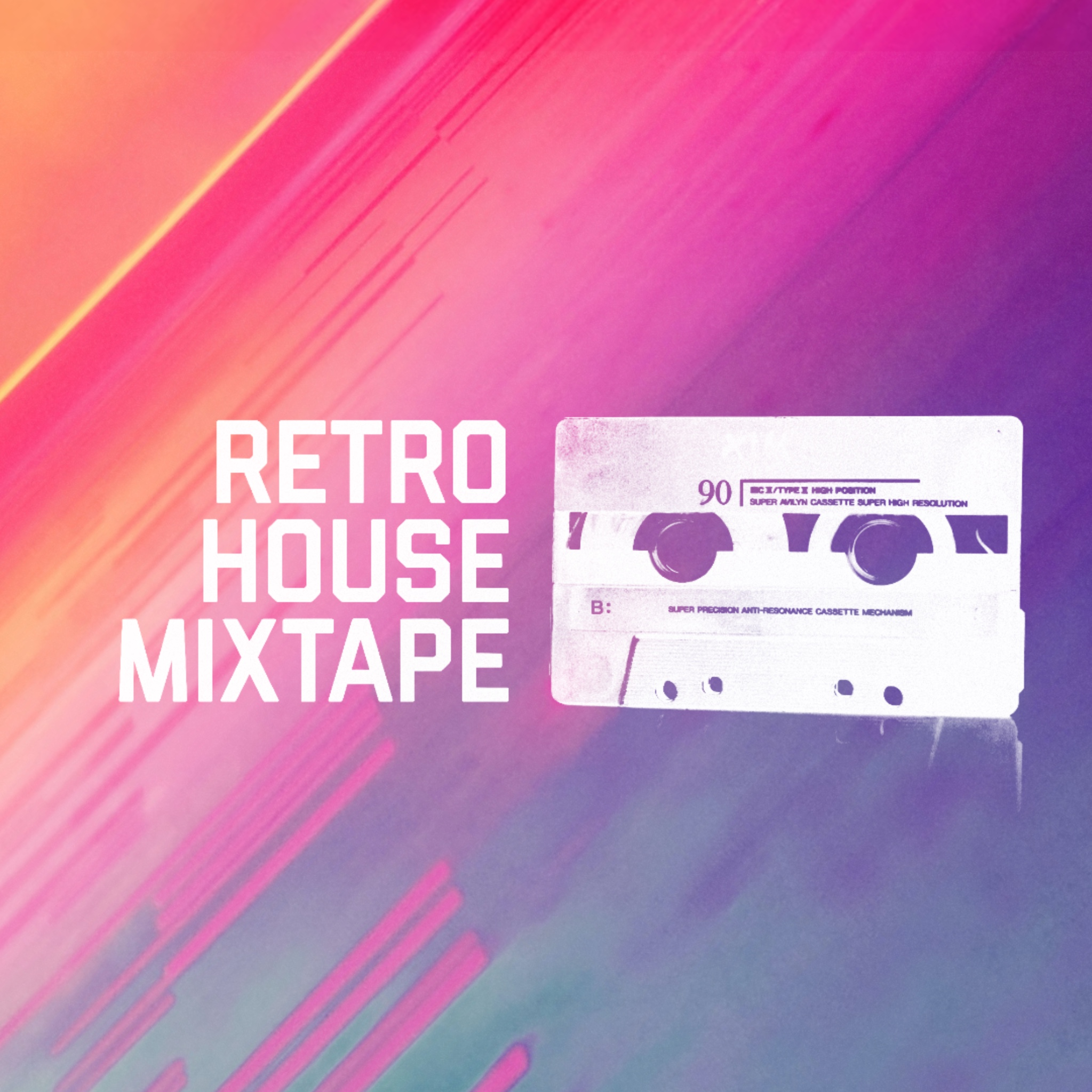 DISCO'S REVENGE - Retro House Mixtape