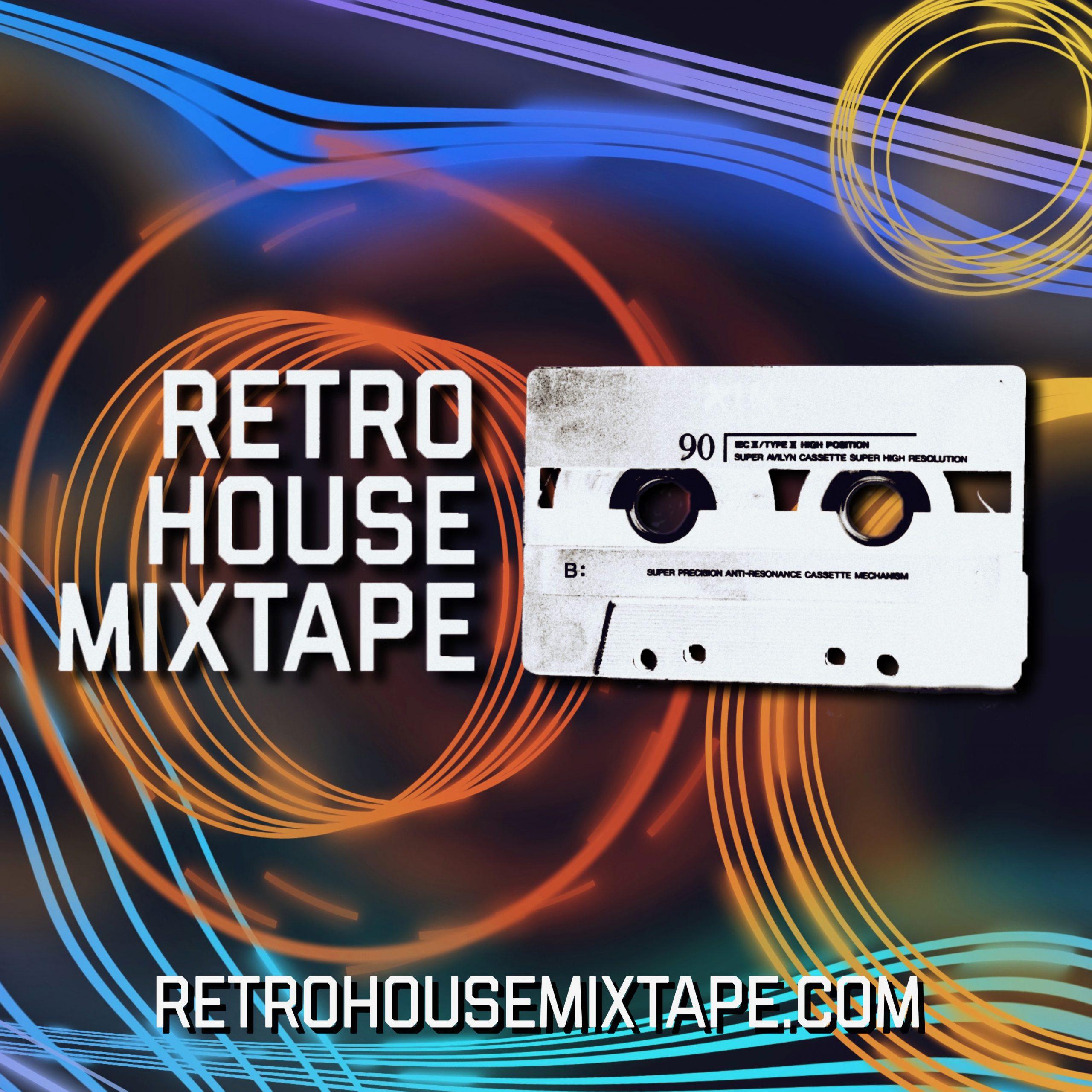 Retro House Mixtape 102
